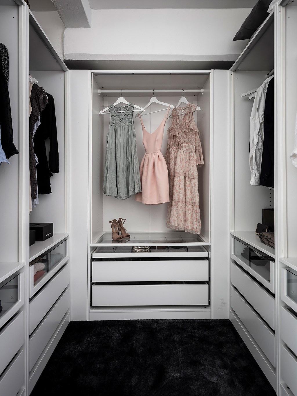 Схематичные идеи гардеробной фото 21