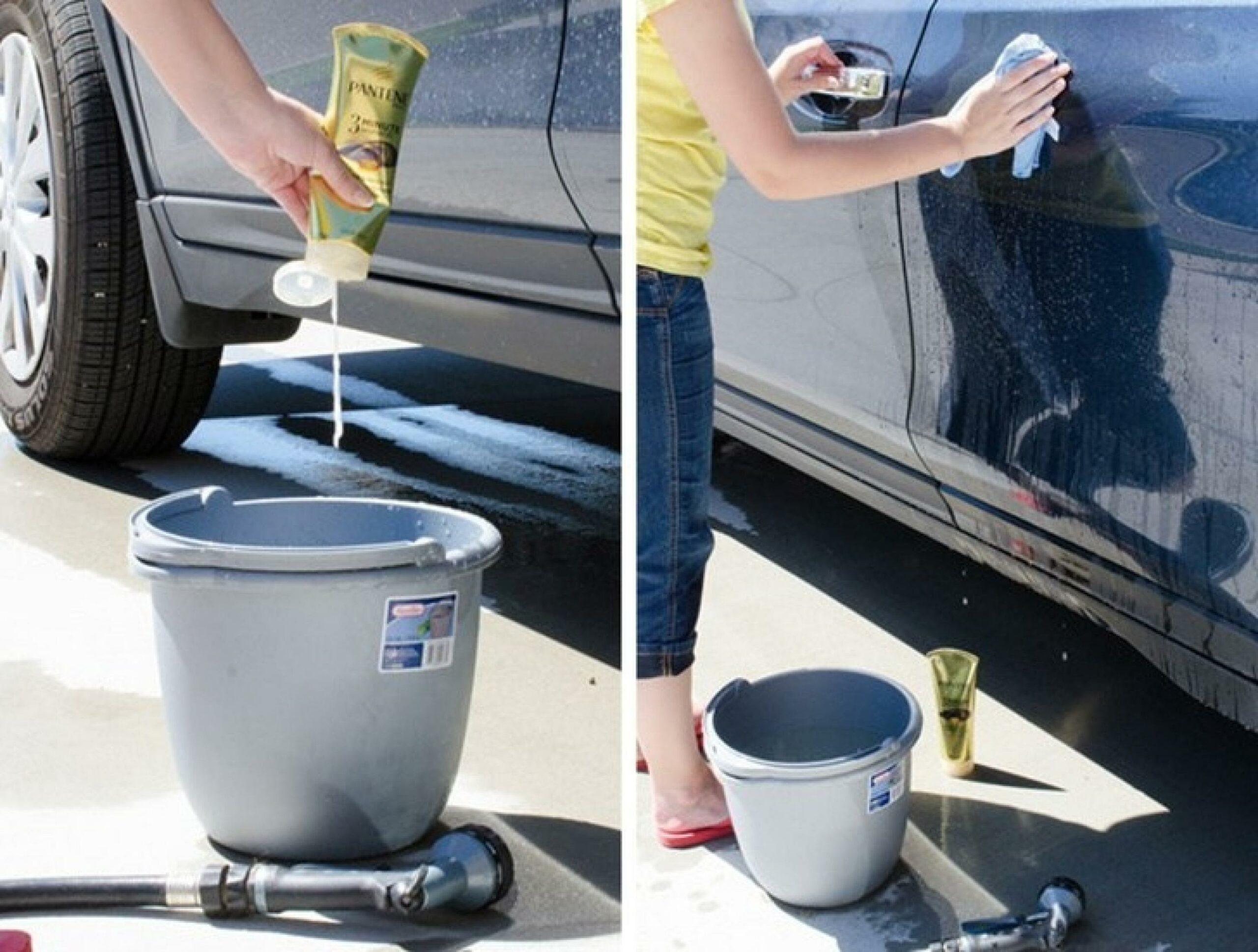 Как быстро и эффективно очистить вашу машину фото 8