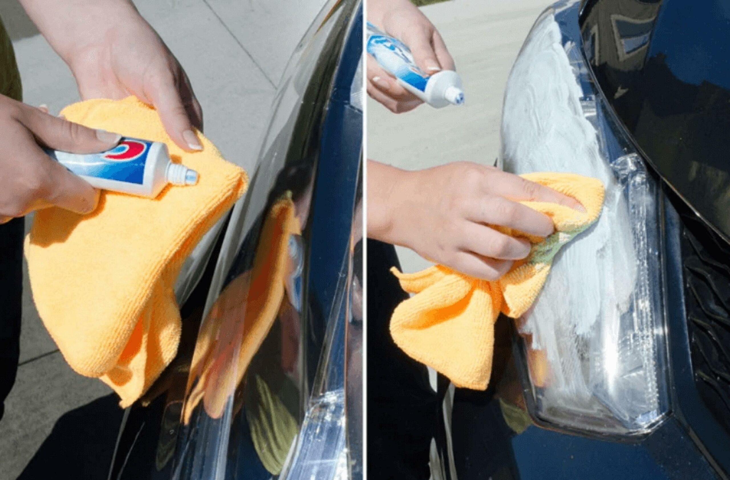 Как быстро и эффективно очистить вашу машину фото 9