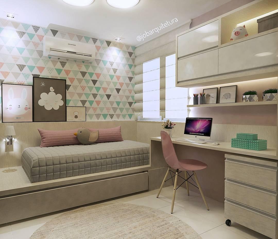 интерьер спальни для подростков фото 10