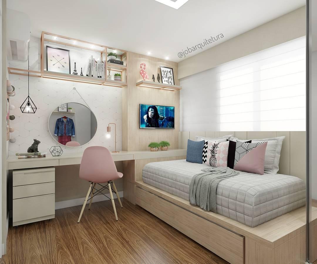 интерьер спальни для подростков фото 8