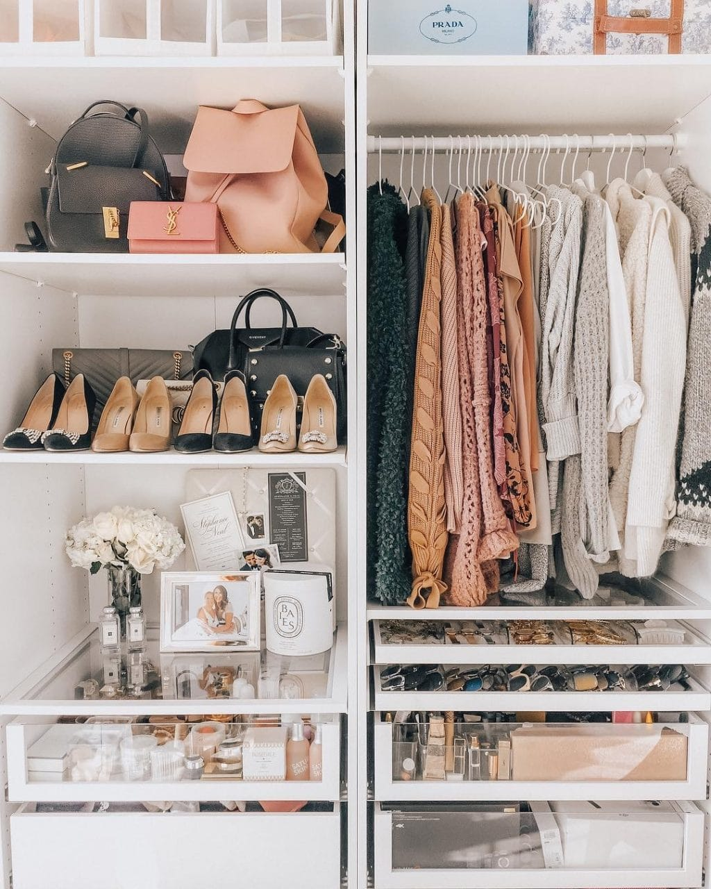 Схематичные идеи гардеробной фото 22