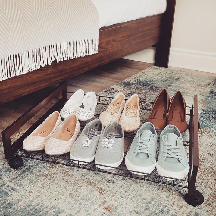решения для хранения обуви фото 8