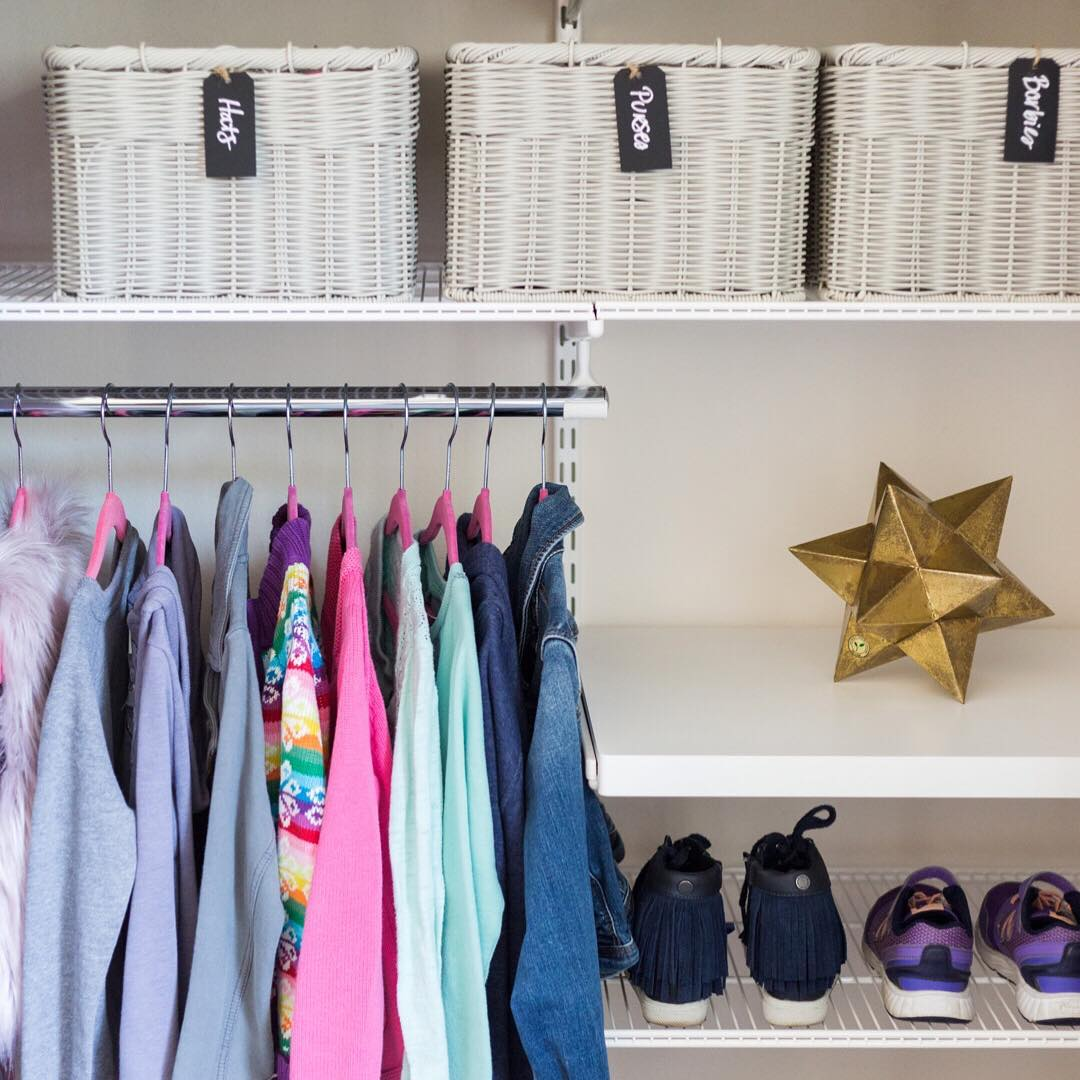 Организация пространства в гардеробной фото 7