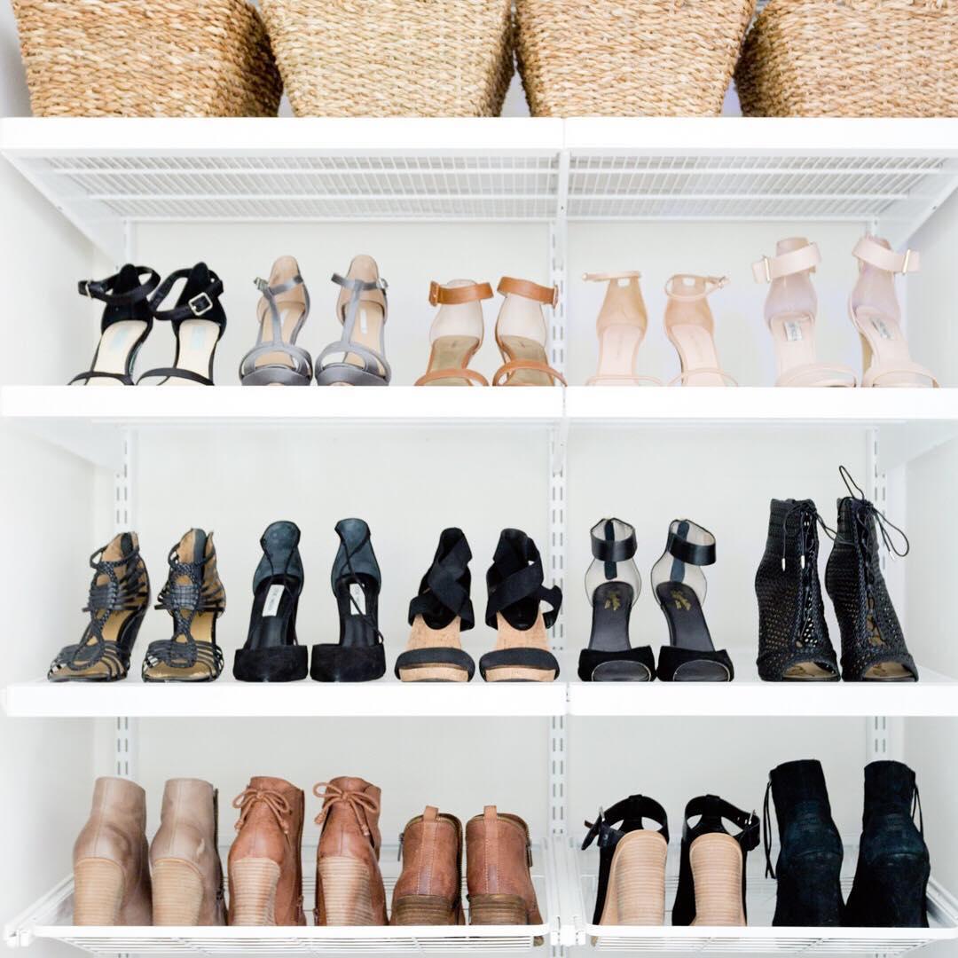 Организация пространства в гардеробной фото 4