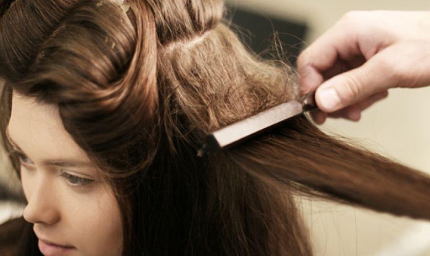 Прикорневой объем волос 2020 фото 6