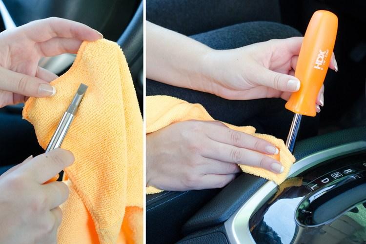 Как быстро и эффективно очистить вашу машину фото 5