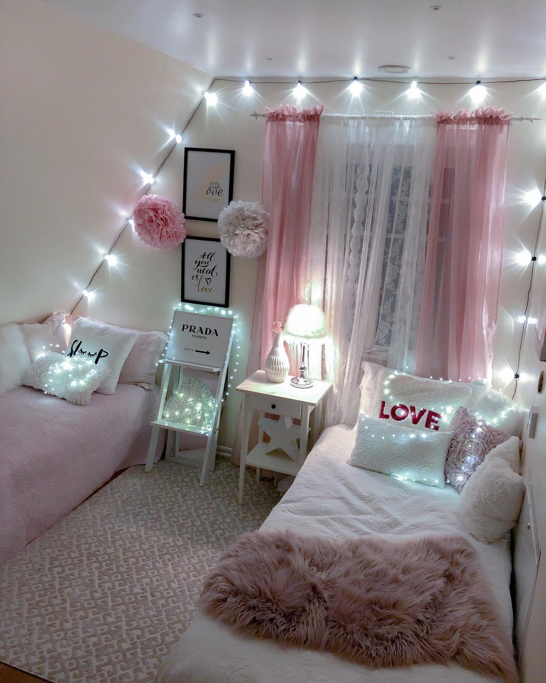 интерьер спальни для подростков фото 7