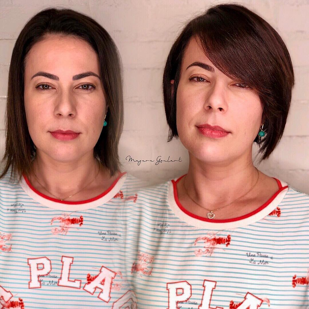 стрижки для женщин после 50 лет фото 13