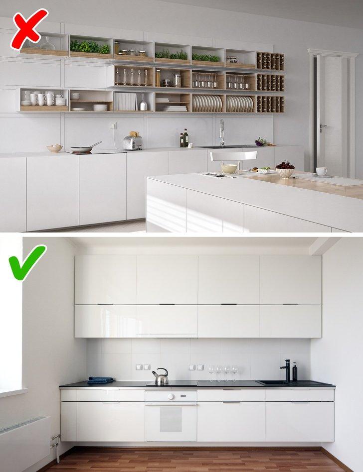 ошибки в дизайне маленьких комнат фото 8