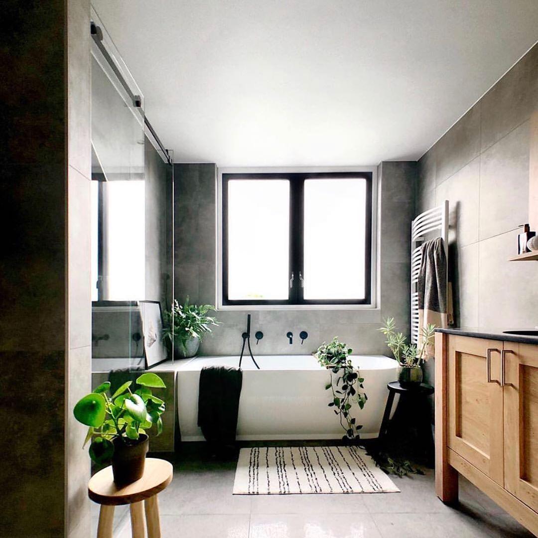 Декор интерьера ванной комнаты фото 4