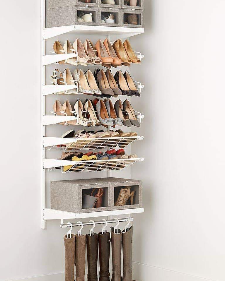 решения для хранения обуви фото 10