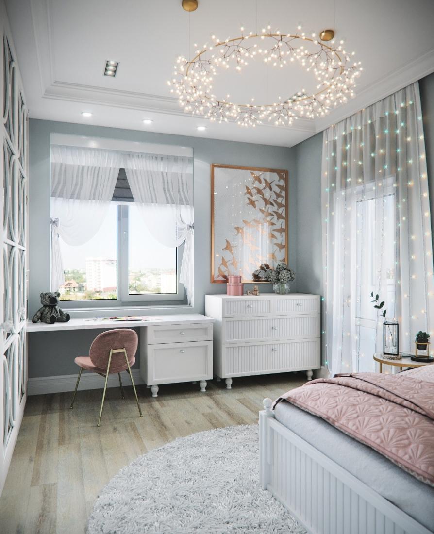 интерьер спальни для подростков фото 4