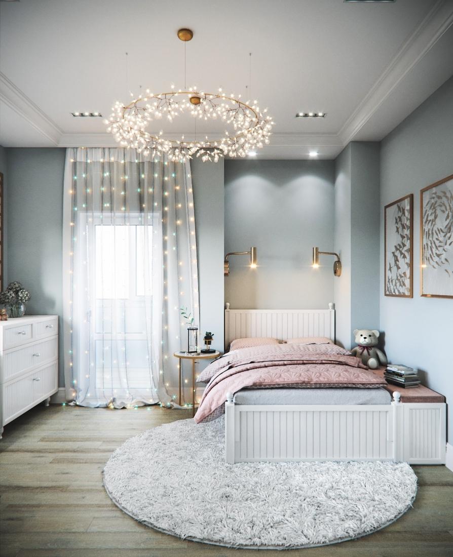 интерьер спальни для подростков фото 5