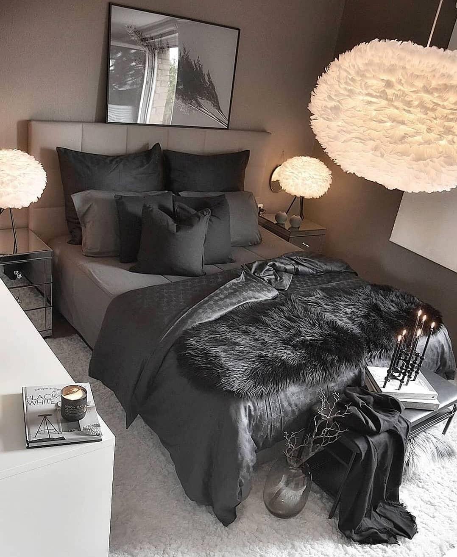спальная комната фото 2