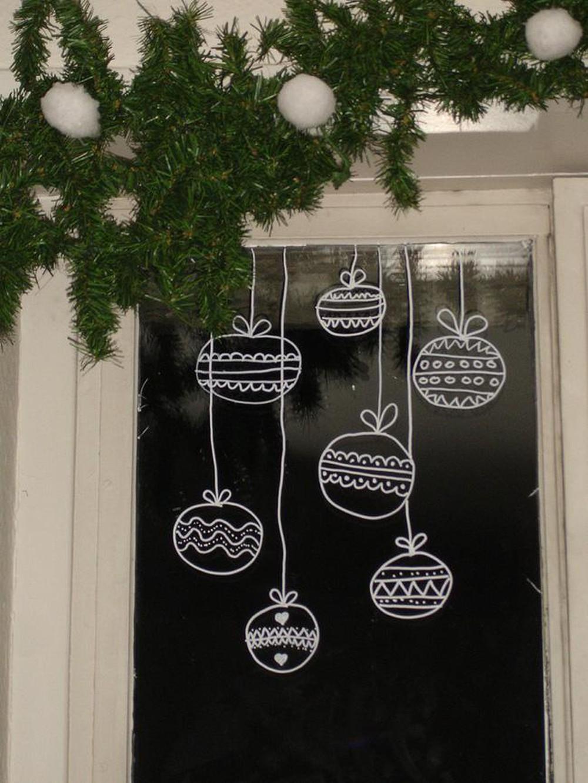 украшение дома к Новому году фото 3