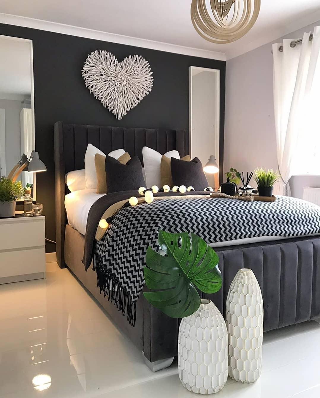 спальная комната фото 3