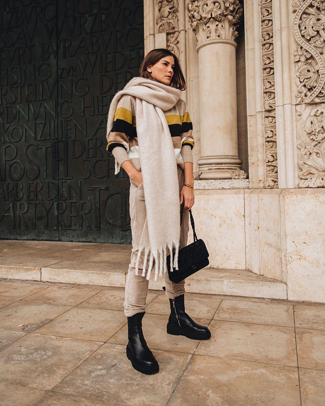 Зимний casual 2019 для женщин 40-50 лет фото 3