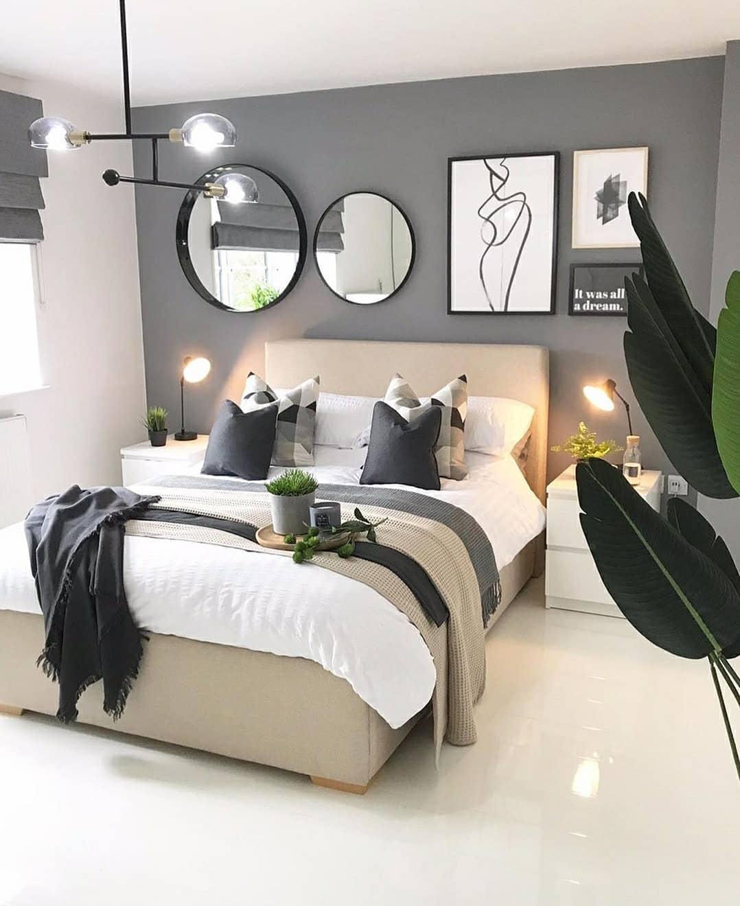 спальная комната фото 4