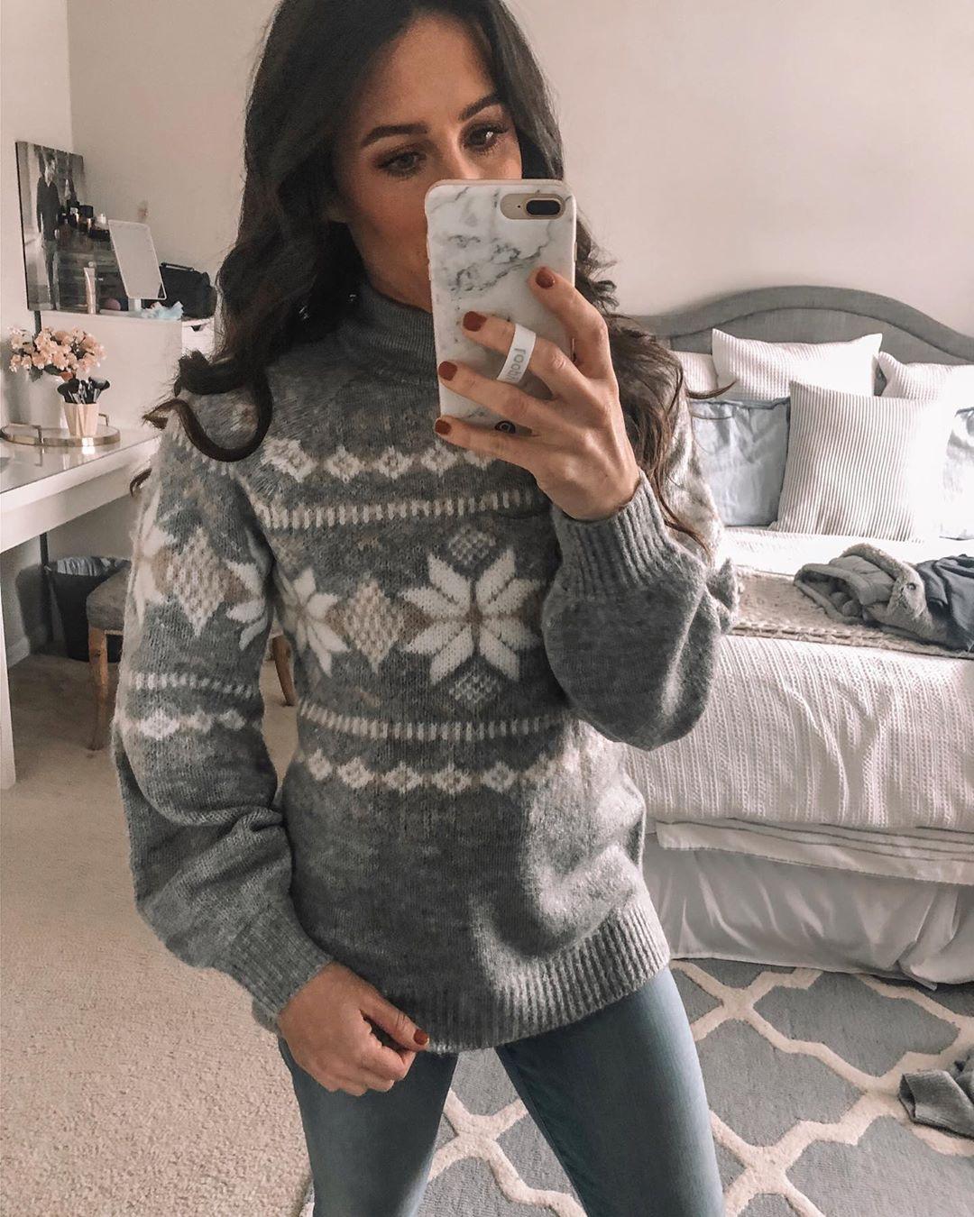 Новогодние свитера фото 6