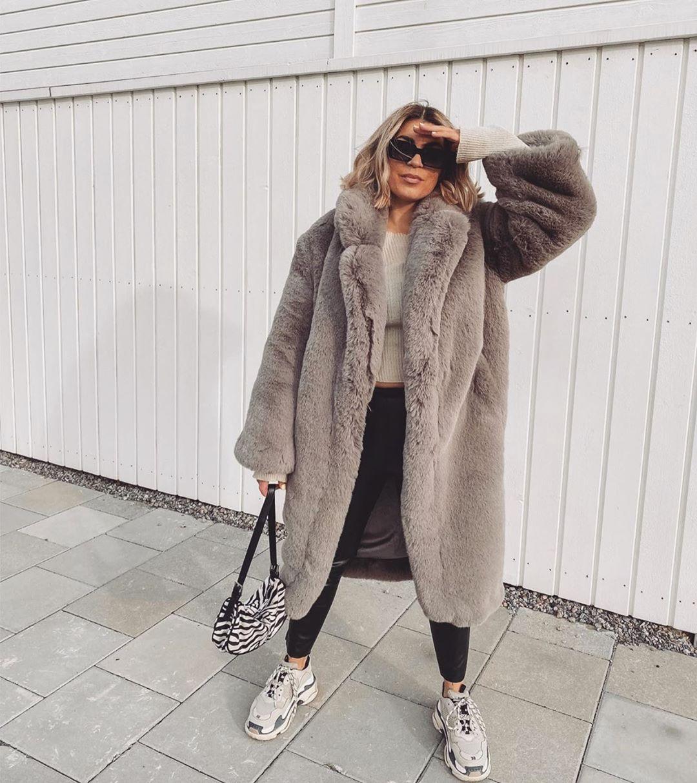 модные образы зимы 2020 на каждый день фото 13