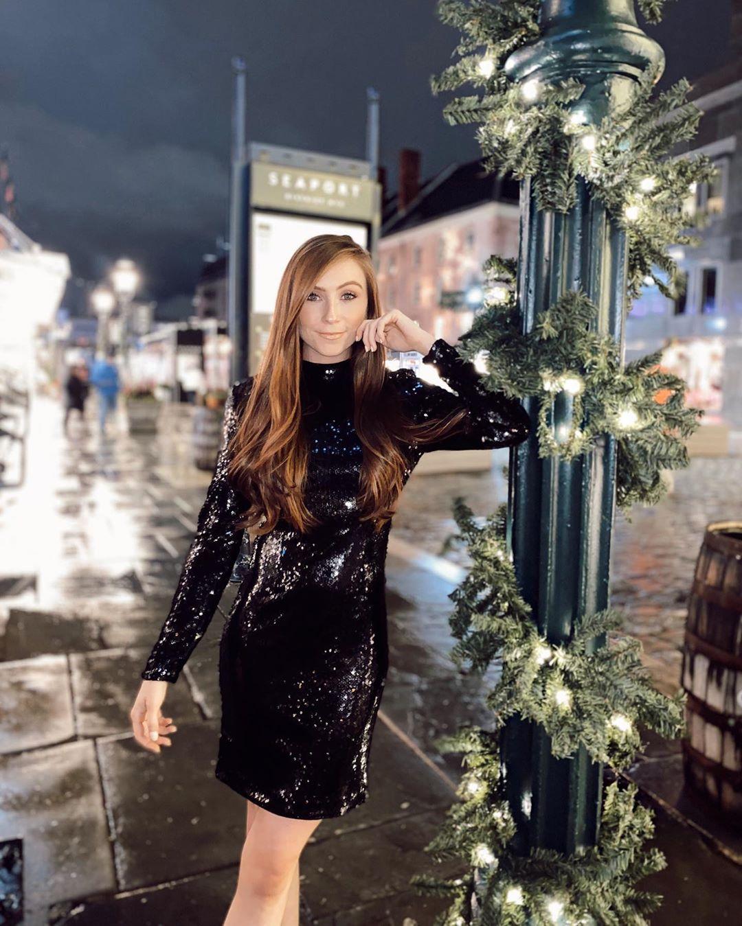 Самые красивые новогодние платья 2020 фото 6