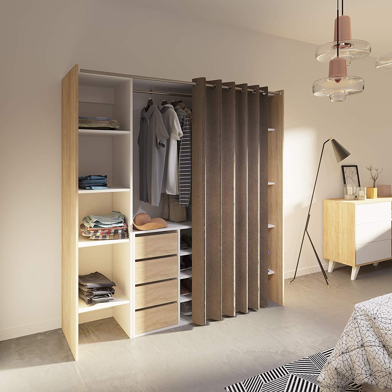 гардеробная в маленькой квартире фото 4