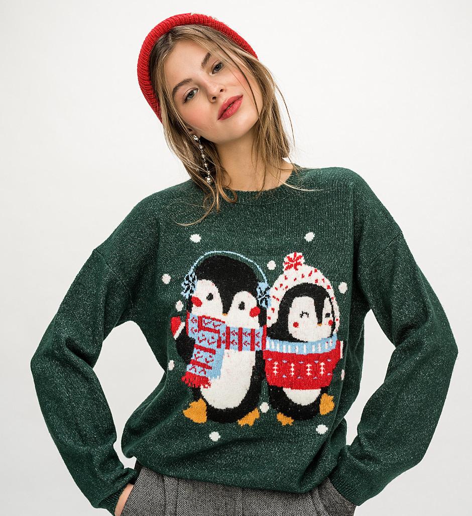 Новогодние свитера фото 12