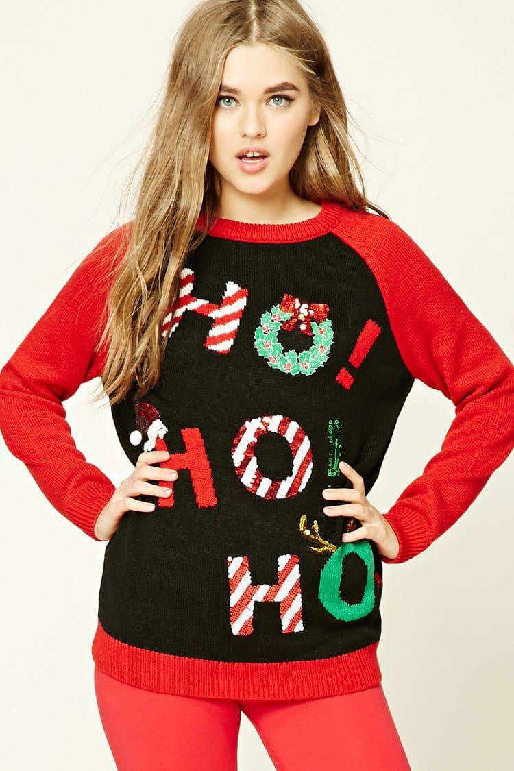 Новогодние свитера фото 13