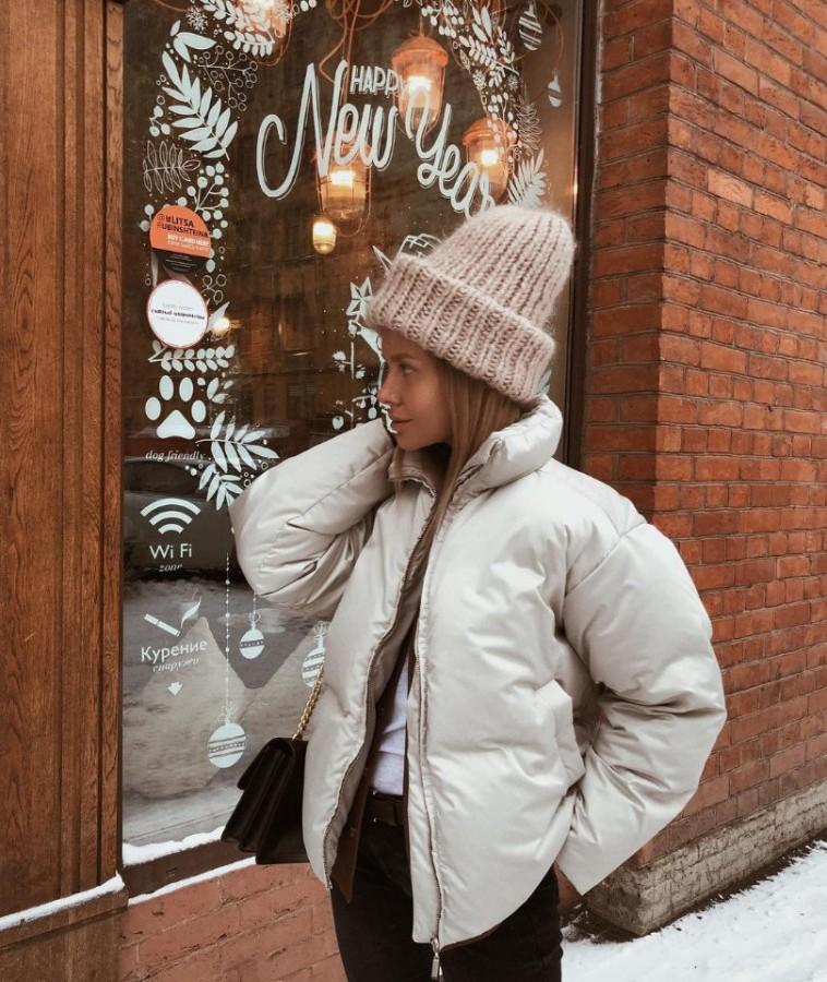 с чем носить зимний пуховик фото 7