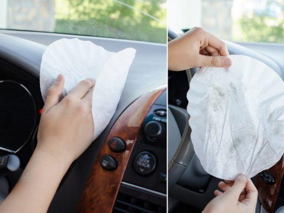 Как быстро и эффективно очистить вашу машину фото 1