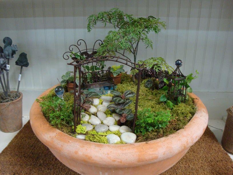 модный мини-сад у себя на подоконнике фото 21