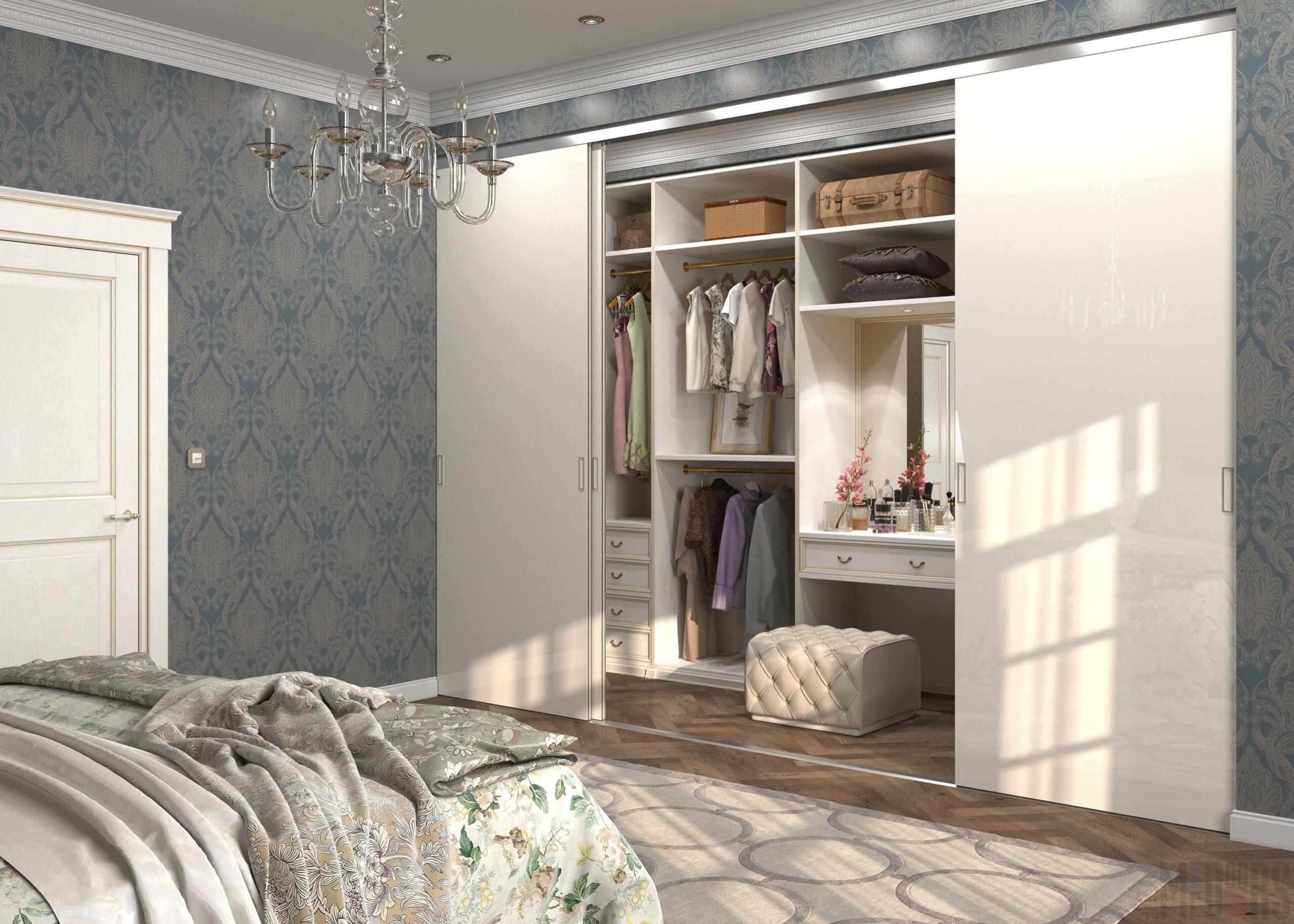 гардеробная в маленькой квартире фото 19