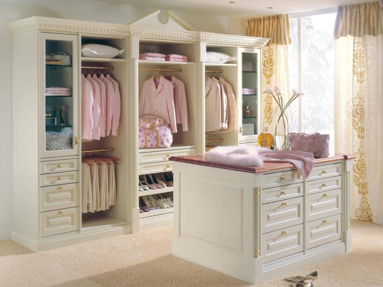 Схематичные идеи гардеробной фото 13
