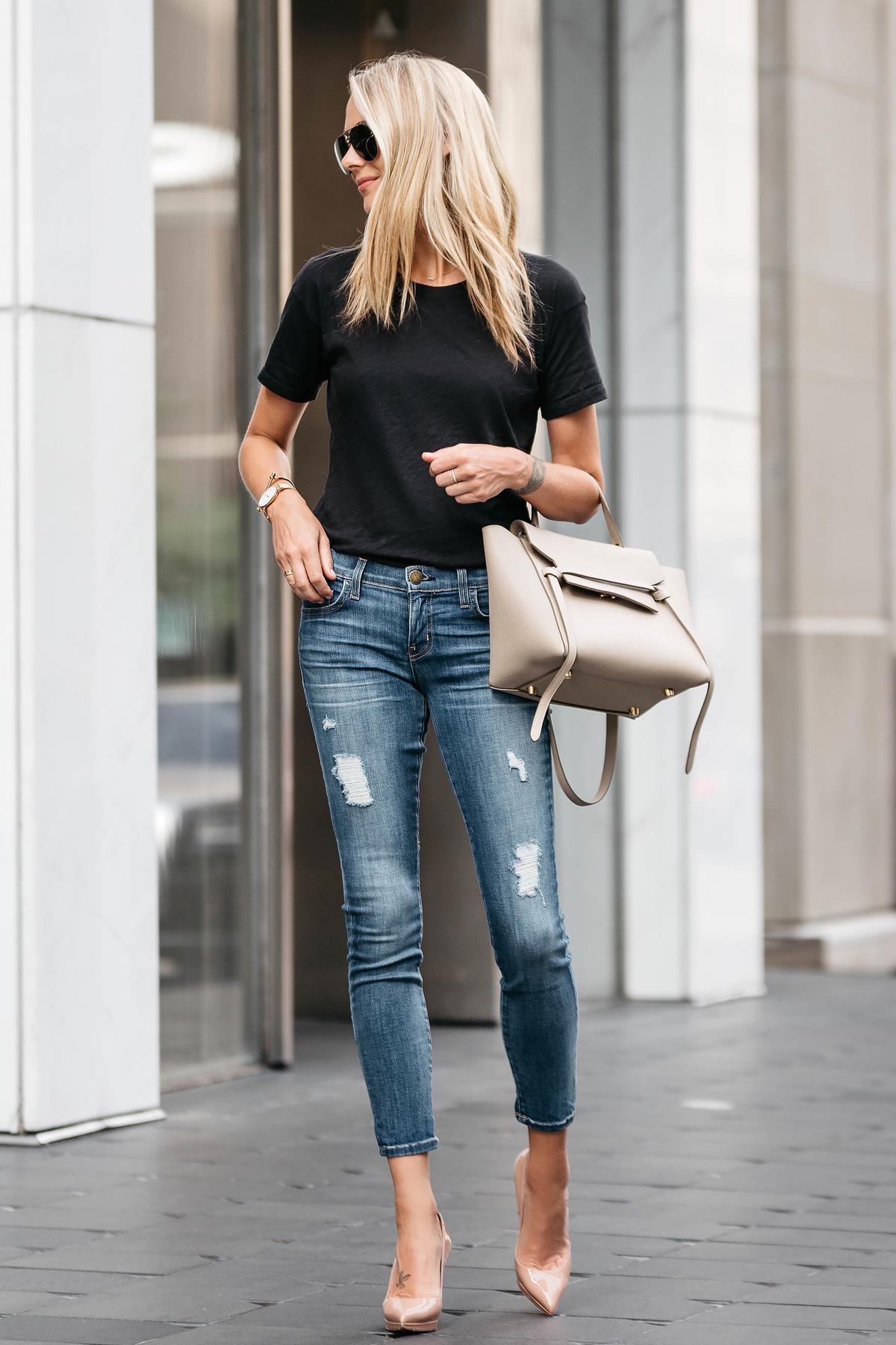 Антитренды джинсы 2020 фото 5