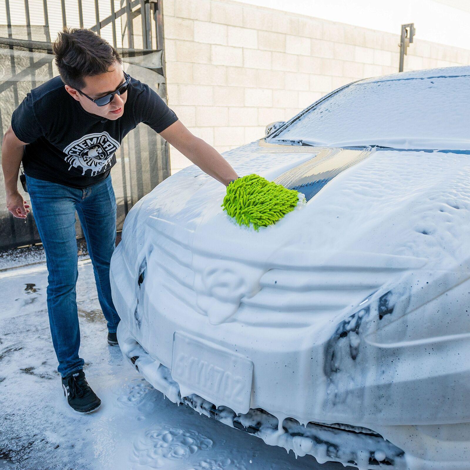 Как быстро и эффективно очистить вашу машину фото 13