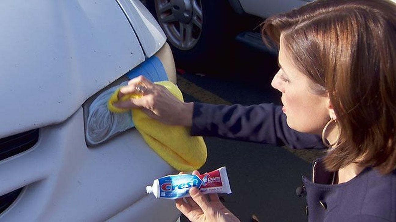 Как быстро и эффективно очистить вашу машину фото 12
