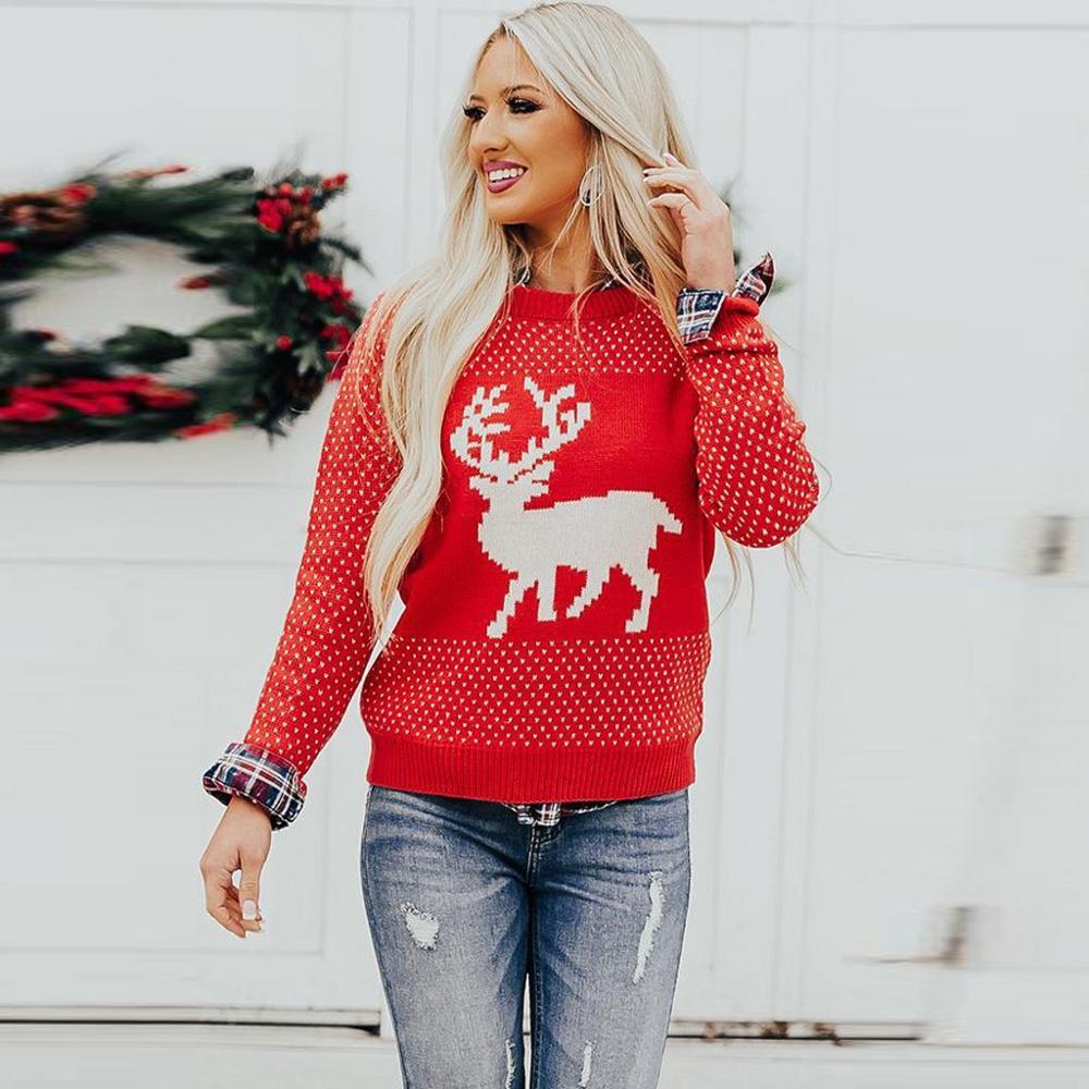 Новогодние свитера фото 10