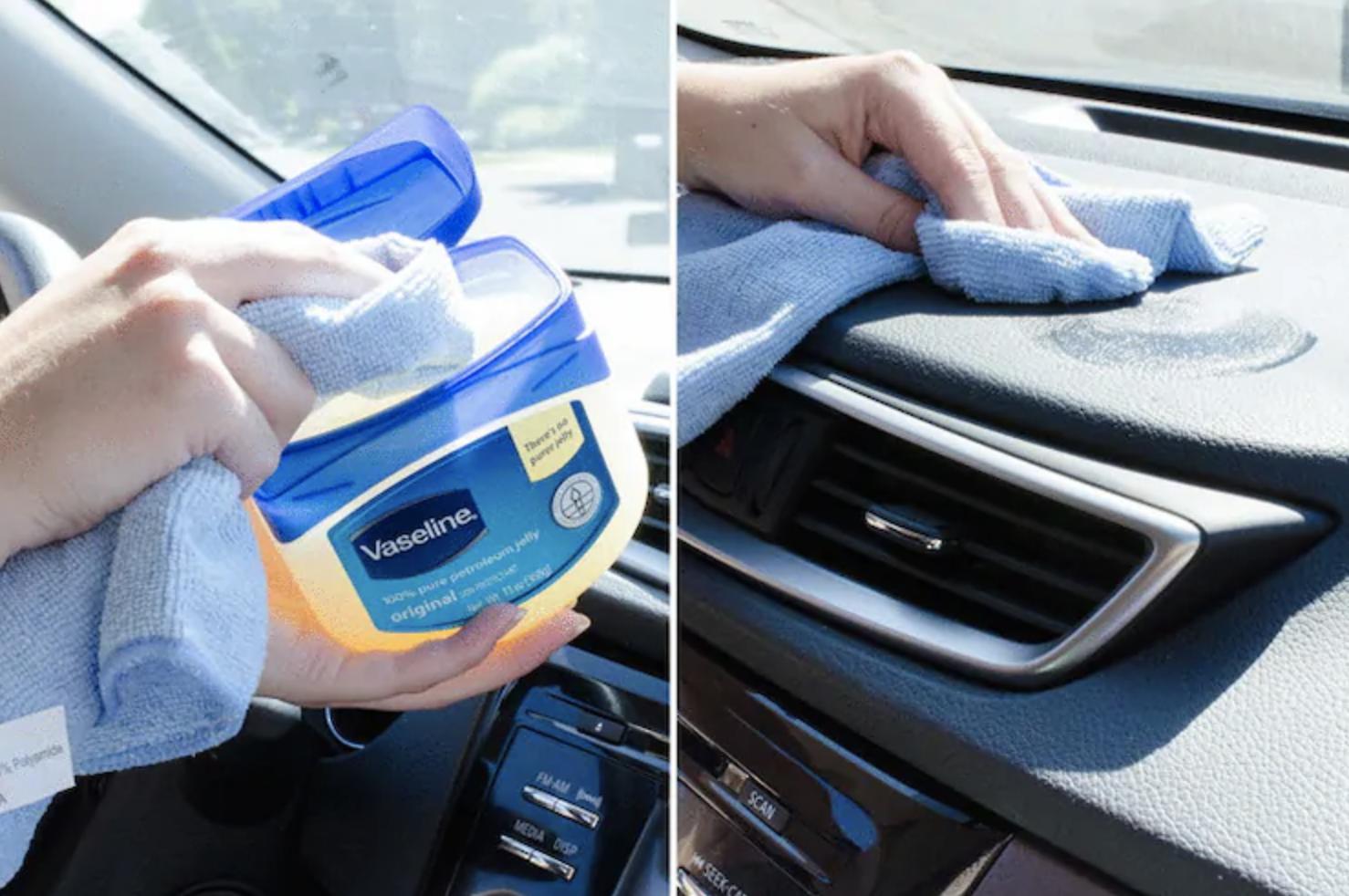 Как быстро и эффективно очистить вашу машину фото 4