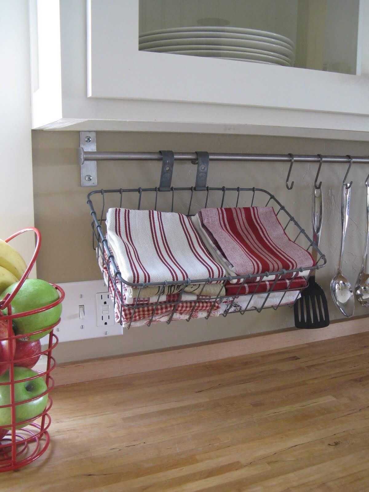 изобретательные идеи организации стола на кухне фото 2