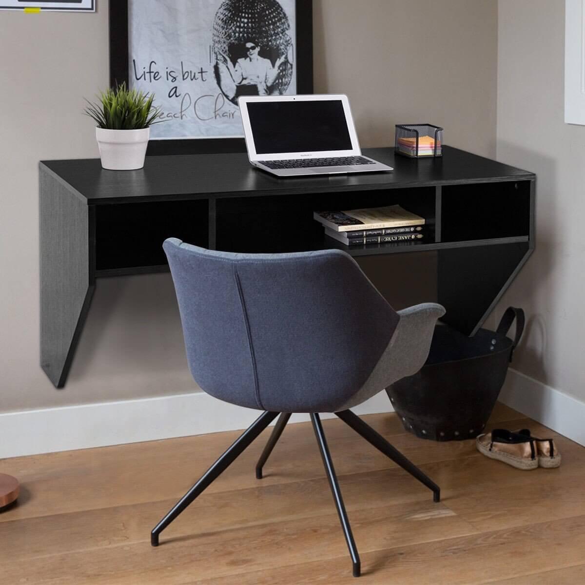 Настенный письменный стол фото 4