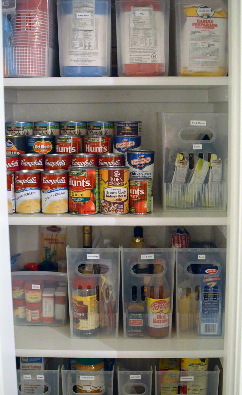 стеллажи для организации кладовой на кухне фото 4