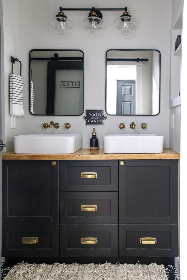 чёрно-белые идеи домашнего декора фото 5