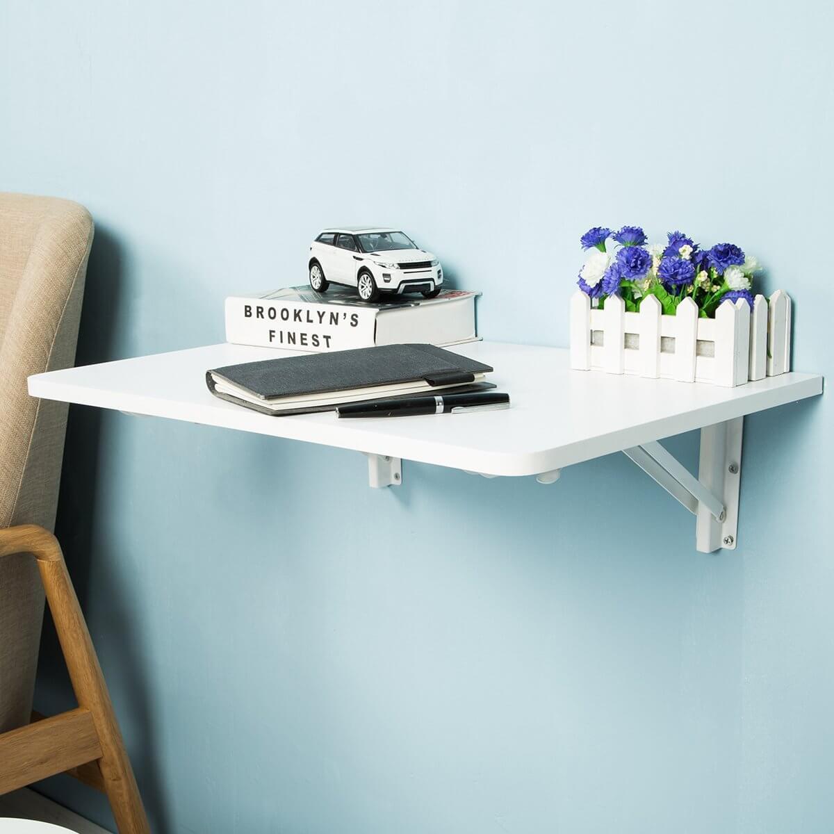 Настенный письменный стол фото 5