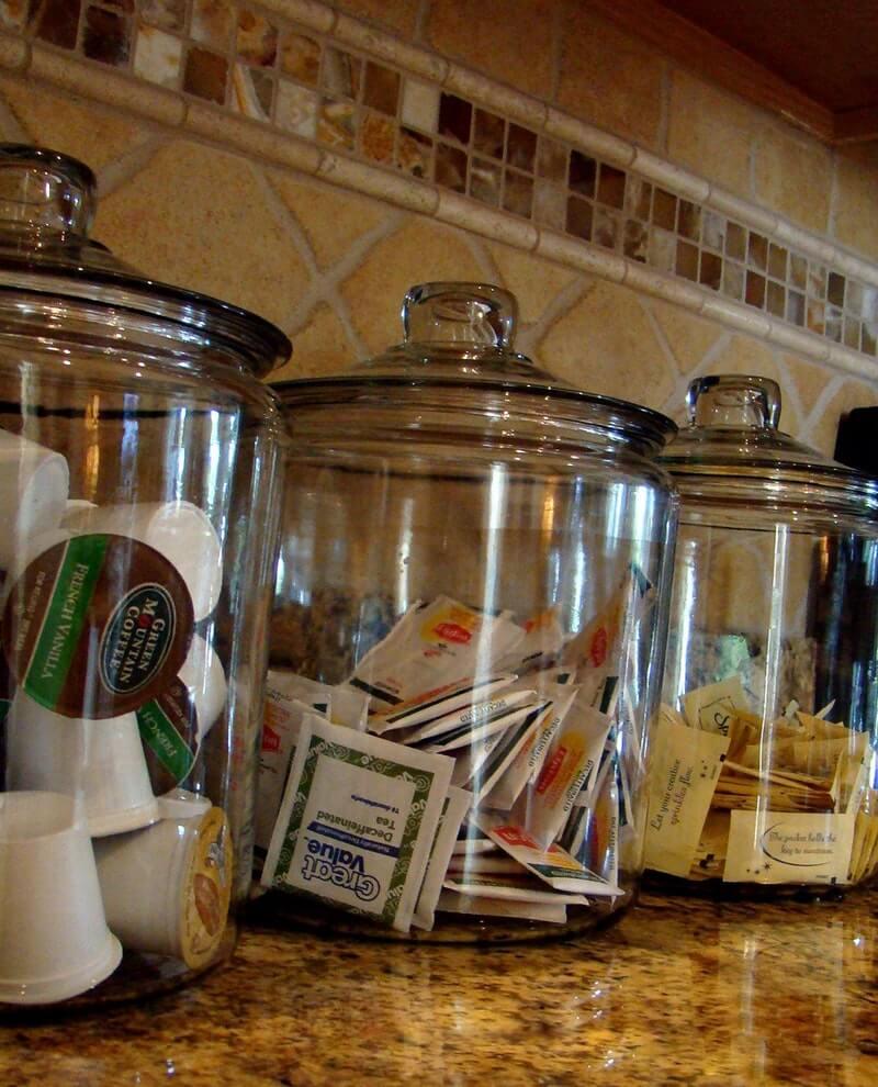 изобретательные идеи организации стола на кухне фото 5