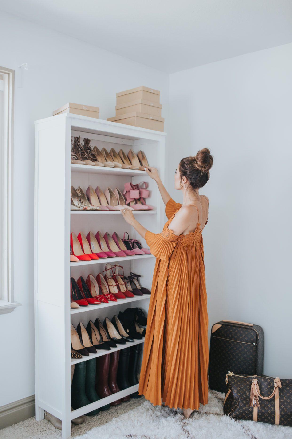 хранение обуви фото 9