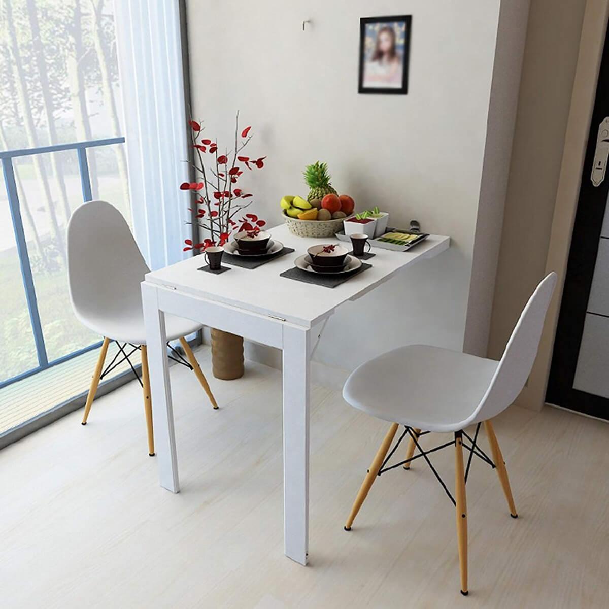 Настенный письменный стол фото 11