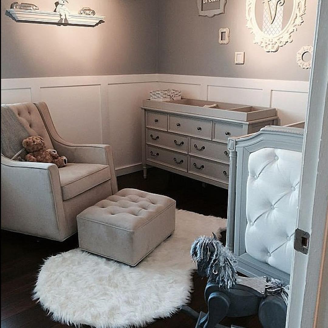 маленькая детская комната фото 14