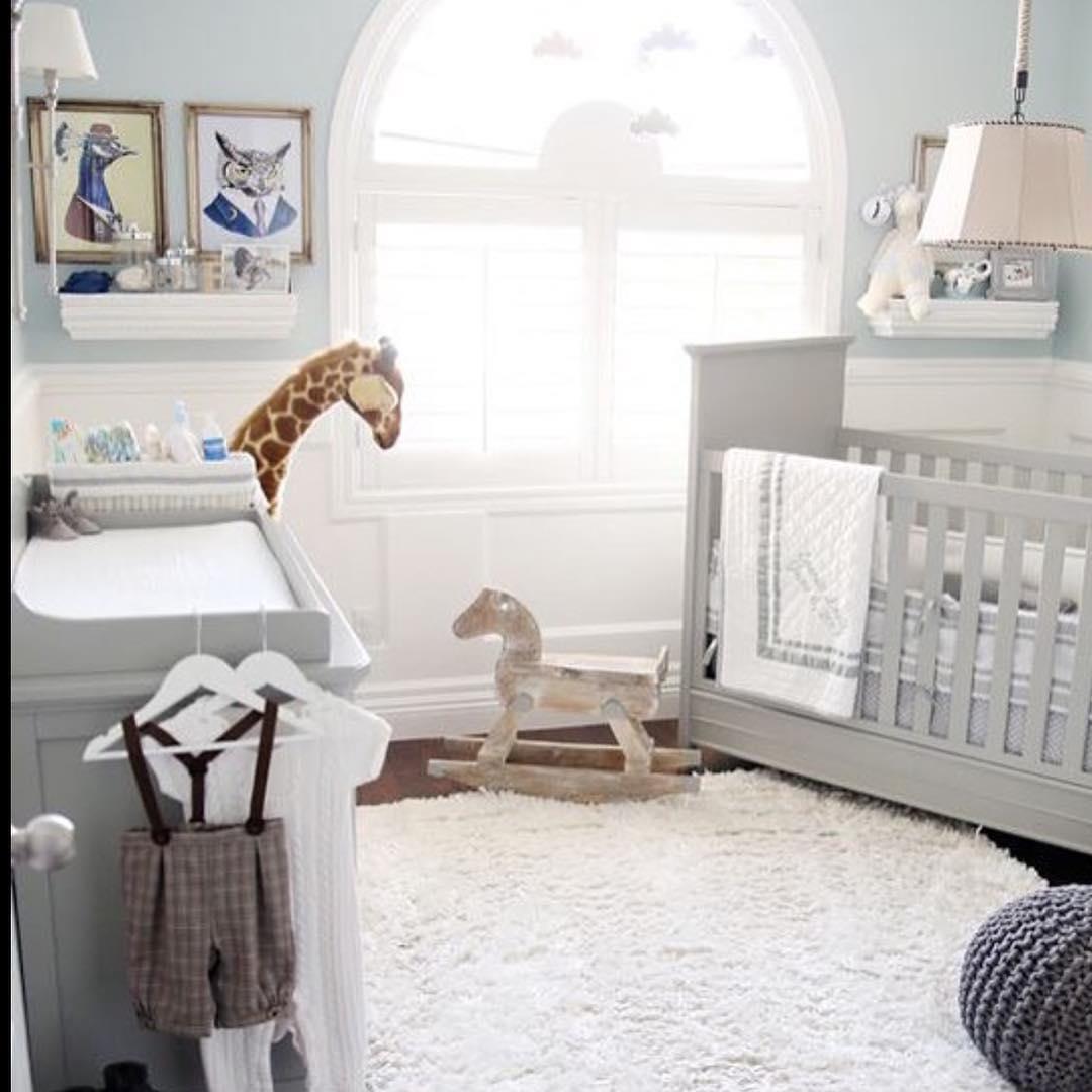 маленькая детская комната фото 15