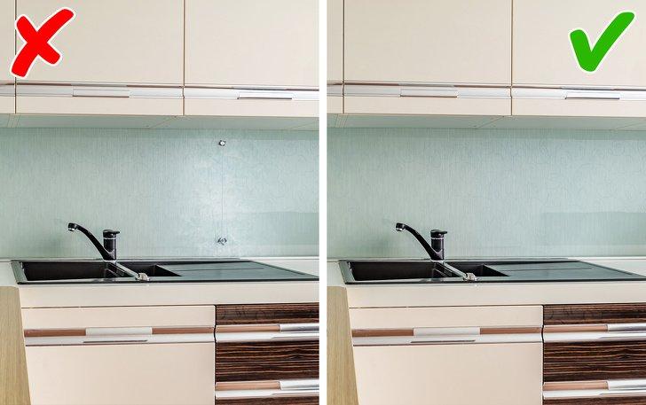 ошибки при проектировании кухни фото 5